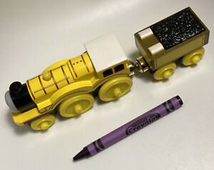 Thomas Wooden Talking Railway RFID Molly MINT Train Set Girl Engine Tender Car