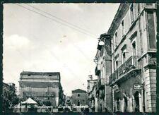 Campobasso Santa Croce di Magliano Foto FG cartolina ZKM7526
