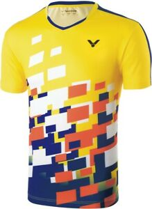 *NEW* VICTOR Official MALAYSIA 2018 National Team Shirt