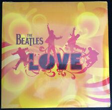 THE BEATLES Love SEALED 2014 2LP 33RPM EU 0602547048509 Cirque du Soleil Rock