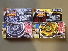Beyblade Hell Kerbecs Vs. Basalt Horogium TAKARA Tomy Authentic B99 B104