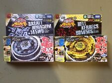 Beyblade Hell Kerbecs Vs. Basalt Horogium TAKARA Tomy Authentic