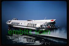 Original Slide, Soviet Hydrofoil Ferry Meteor-56, in 1968