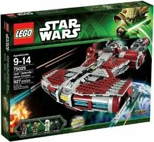 Retired LEGO Star Wars Set 75025 Jedi Defender-class Cruise New & Factory Sealed