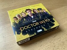"""(8th) Doctor Who: """"Stranded #1"""" Box Set ( 4 Audio Plays / 4xCD ) ~ US Seller"""