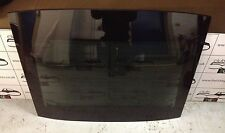 fiat 500 panoramic solid glass roof 2008 onward