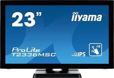 """IIYAMA 58,0cm (23"""") T2336MSC-B2 16:9  M-Touch  DVI HDMI 5(BID172490)"""
