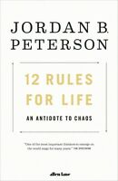 12 Rules for Life an Antidote to Chaos by Jordan B. Peterson (2019, Paperback)