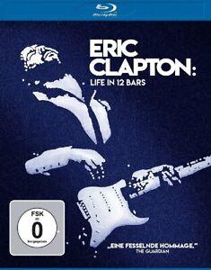 Eric Clapton: Life in 12 Bars (OmU)[Blu-ray/NEU/OVP] Filmporträt der Blues-Rock
