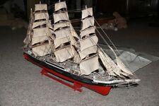 N5 GRAUPNER 2078 quattro ingrasso BARK Vela Nave da carico Pamir 1:150