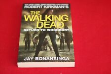 Return to Woodbury (The Walking Dead 8) By Robert Kirkman NEW (Paperback) Book