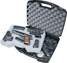 Padded Pistol Gun Case For Multiple Handgun TSA Airline Approved Accessory NEW