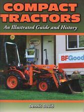 Compact Utility Tractors Book - John Deere L, Farmall Cub, Kubota, Yanmar