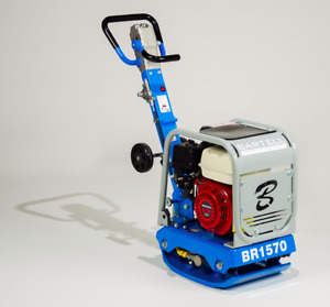 BARTELL BR1570 REVERSIBLE PLATE COMPACTOR + 1 YEAR WARRANTY