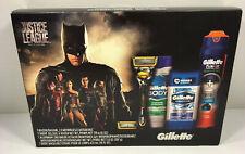Gillette Razor, Body Wash, Shave Gel, Deodorant Justice League Gift Pack