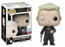 Funko POP Fantastic Beasts Gellert Grindelwald NYCC Fall Convention Exclusive