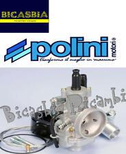 7259 - CARBURATORE POLINI CP DM. 19 19 PIAGGIO APE 50 FL FL2 FL3 EUROPA RST MIX