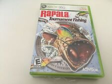 Rapala Trophies: Pro Tournament Fishing (Microsoft Xbox 360, 2006 SUPER RARE NEW
