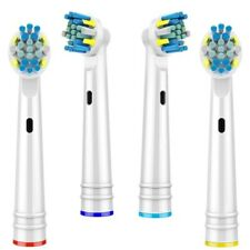 Premium Quality Replacement Toothbrush Heads Compatible with Oral B Toothbrushes
