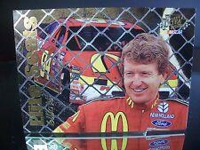 Insert Bill Elliott #94 McDonald's Fleer Ultra Update 1997 Card #E3 ELITE SEATS