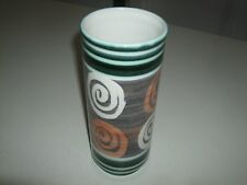 20TH CENTURY THE MONASTER RAY POTTERY HAND PAINTED VASE