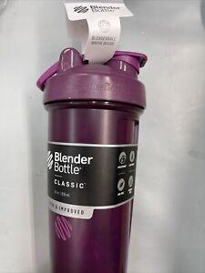BlenderBottle Classic Shaker Bottle, 28oz - Purple NEW