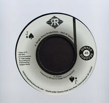 """BOOGIE DOWN PRODUCTIONS """"Jack of Spades"""" Hip-Hop 45 !! (KRS-ONE, 7"""", CLASSIC)"""