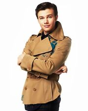 Chris Colfer Glossy 8x10 Photo 1
