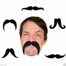 Accoutrements Bendable Party Mustache Set One Size Fits Most