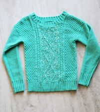 Justice Knit Pullover Sweater sz 7