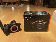 Sony Alpha a7 III Mirrorless Digital Camera Body - ILCE7M3/B USA VERSION.