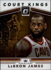 2017-18 Donruss Optic Basketball Court Kings Insert Singles (Pick Your Cards)