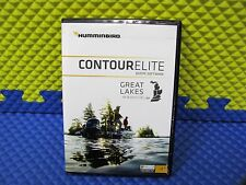 Humminbird Contour Elite CEGL3 DVD PC Software Great Lakes v3.0  600016-3