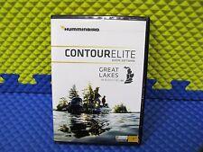 Humminbird Contour Elite CEGL3 DVD PC Software Great Lakes v3.0  600016-3