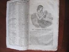 1850s Female Life In NEW YORK CITY William Burns Sunday Dispatch 44 Portraits
