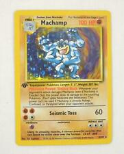 * Pokemon Trading Card - 1st Edition Maclamp  8/102