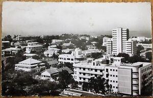 Dakar, Senegal, Africa 1940s Realphoto Postcard: Vue Generale/Birdseye View