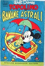 """J 9876 RIVISTA A FUMETTI """"ALBO D'ORO"""" n. 35: WALT DISNEY TOPOLINO E LE BANANE..."""