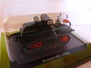 TR19 Tracteur 1/43 universal Hobbies  : RENAULT HI 1922