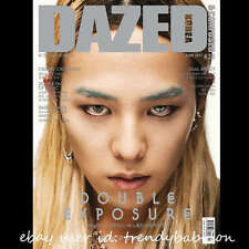 G-DRAGON: Dazed & Confused Korea July 2011 BigBang T.O.P Taeyang Daesung Seungri