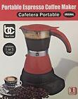 Electric Cuban Espresso Coffee Maker (Cafetera electrica cubana 1-3 tazas) photo