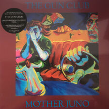 THE GUN CLUB THE MOTHER JUNO [LTD.ED. ORANGE] VINILE LP NUOVO SIGILLATO