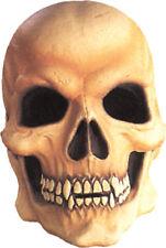 Morris Costumes Horror Overhead Latex Skull Mask. AM3