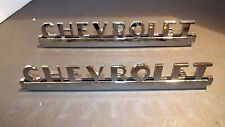 1947 48 1948 49 1949 1950 51 1951 1952 53 1953 CHEVROLET TRUCK NEW HOOD EMBLEMS
