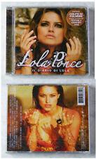 LOLA PONCE Il Diario Di Lola .. 2008 Sony CD OVP/NEU
