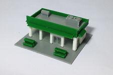 Outland Models Modelleisenbahn Miniatur Stadt Gemischtwarenladen Spur Z 1:220