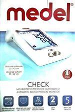 Medel CHECK misuratore di pressione automatico sfigmomanometro TIP omron m3 m6