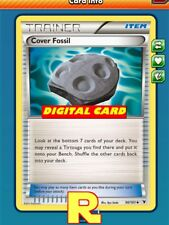 2x Cover Fossil - for Pokemon TCG Online ( DIGITAL ptcgo in Game Card)