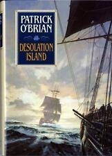 Patrick O'Brian~DESOLATION ISLAND~1ST/DJ~NICE COPY