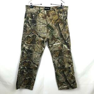 "Realtree Men's Hunting Camo Pants Size 34  29"" Inseam"